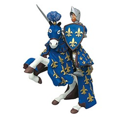 principe a caballo