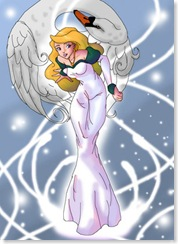 odette_The_Swan_Princess_by_Haracacash