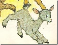 El Lobo Y Los Siete Cabritillos Hermanos Grimm Para El