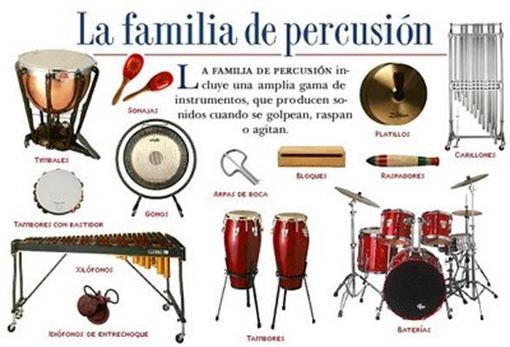 Instrumentos de percusión | En Clave de Niños