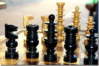 piezas ajedrz