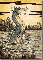 dragon agua juliabaez