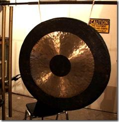 gong sinfonico