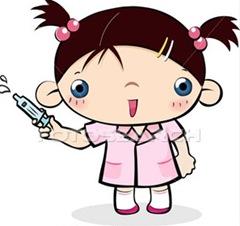 niña enfermera