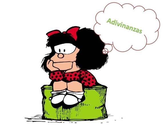 Adivinanzas mafalda