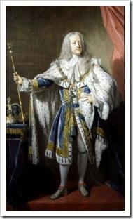 Jorge II de Hannover, Shackelton, 1758