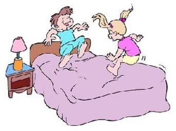 saltar-cama