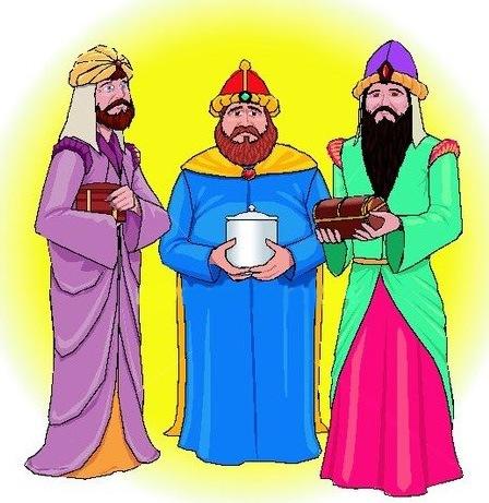 Los Tres Reyes Magos y Sus Regalos y Los Tres Reyes Magos