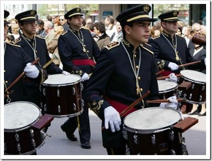 tambores procesión