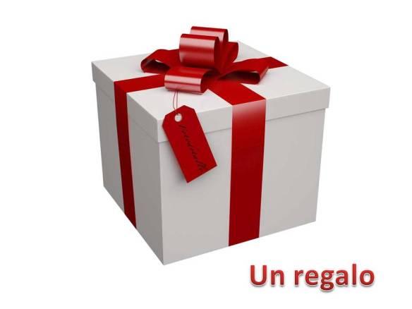 Un regalo