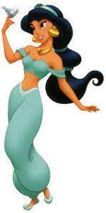 princesa jazmín