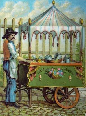 carrito helado