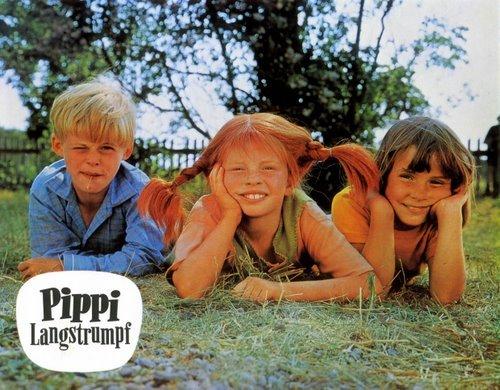 Pipi, Tomy y Anika