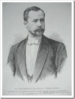 Saturnino Calleja Fernández