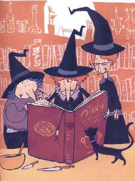 libros brujas: