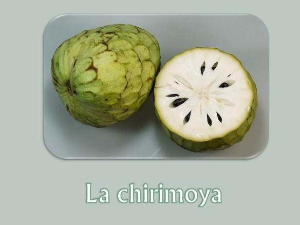 La chirimoya