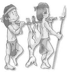 Los shelknam - vida y costumbres