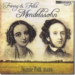 Fanny y Felix Mendelssohn
