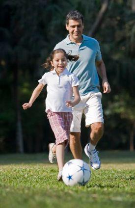 juego con papá