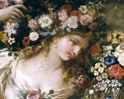 Museo-del-Prado.-Luca-GiordanoLa-diosa-Flora
