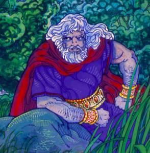 La leyenda del rey Maón | En Clave de Niños